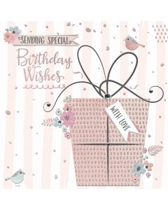 Sending special Birthday Wishes