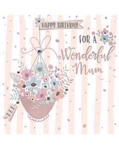 Happy Birthday for a Wonderful Mum