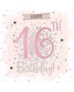 Happy 16th Birthday!
