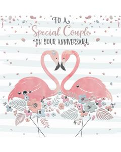 To a Special Couple on your Anniversary
