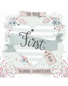 On your First Anniversary, 1 Year