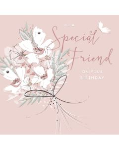 To a Special Friend on your Birthday