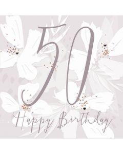 Happy Birthday, 50