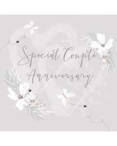 To a very Special Couple on their Anniversary