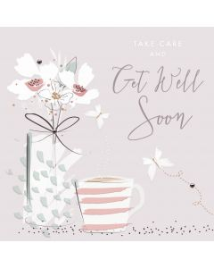 Take care and get well soon
