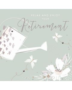 Relax and enjoy your Retirement