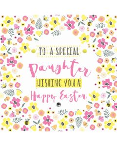 To a special Daughter, wishing you a Happy Easter