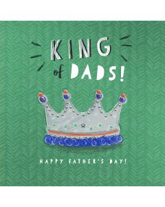 King of Dads! Happy Father's Day