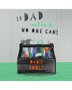 If Dad Can't Fix it, No one can!