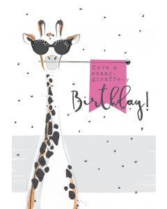 Have a sassy giraffe y Birthday