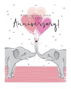 Wishing you both a Happy Anniversary