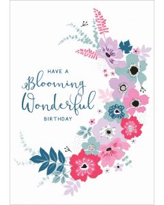 Have a Blooming Wonderful Birthday