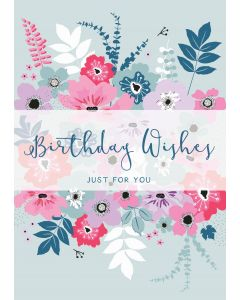 Birthday Wishes just for you!