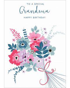 To a special Grandma, Happy Birthday