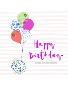 Happy Birthday - Have a lovely day card