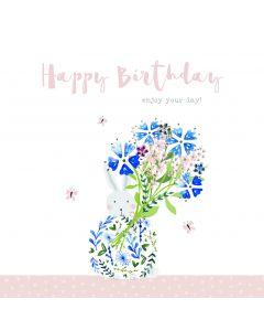 Happy Birthday - enjoy your day card