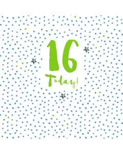 16 Today Card