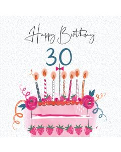 Happy Birthday, 30