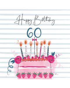 Happy Birthday, 60
