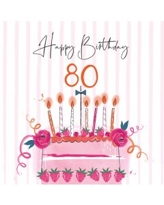 Happy Birthday, 80