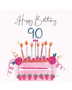 Happy Birthday, 90