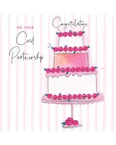 On your Civil Partnership