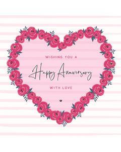 Wishing you a Happy Anniversary