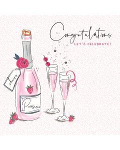 Congratulations, Let's Celebrate!
