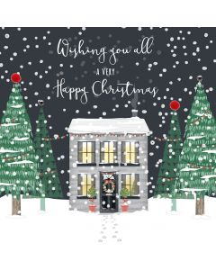Wishing you all a very Happy Christmas Card