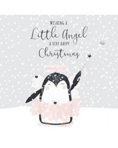 Wishing a Little Angel a very Happy Christmas