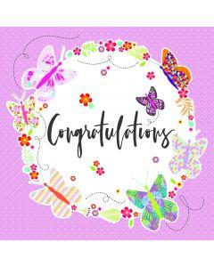 Flutterby - Congratulations