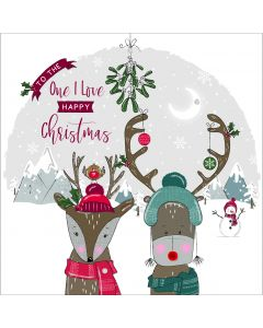To the One I Love, Happy Christmas