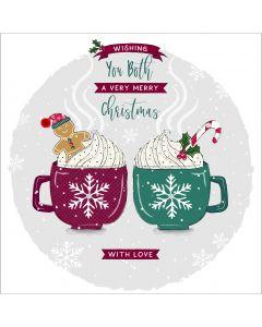 Wishing you both a very Merry Christmas