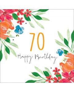 Happy Birthday - 70