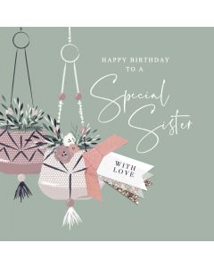 Happy Birthday to a Special Sister