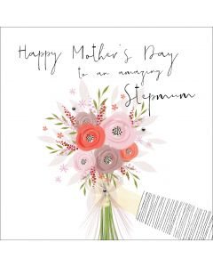 Happy Mother's Day to an amazing Stepmum