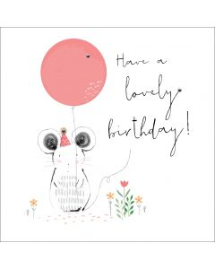 Have a lovely Birthday!