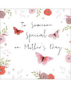 To someone special on Mother's Day