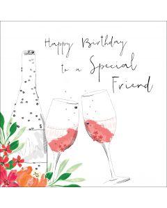 Happy Birthday to a special Friend!