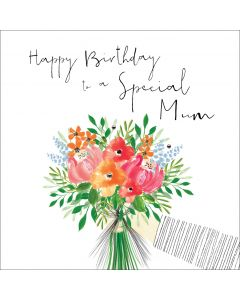 Happy Birthday to a special Mum!