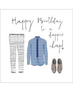 Happy Birthday to a dapper chap!