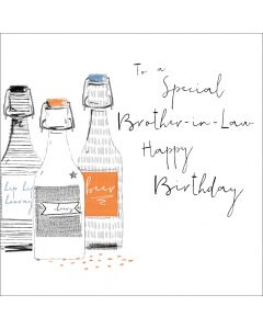 To a special Brother-in-Law, Happy Birthday