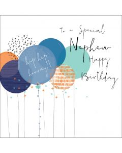 To a special Nephew, Happy Birthday