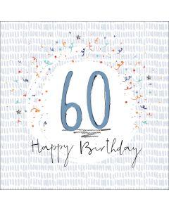 Happy Birthday - 60