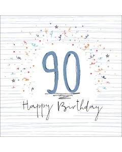 Happy Birthday - 90