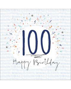 Happy Birthday - 100