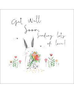 Get well soon, sending lots of love!