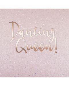 Dancing Queen Birthday Card