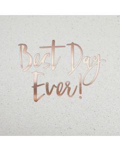 Best Day Ever Birthday Card