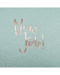 New Job Greeting Card